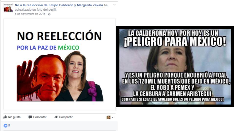 FacebookPagesandMexicanPrecampaigns < Dmi < Foswiki